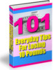Thumbnail 101 Every Day Tips For Losing 10 Pounds MRR